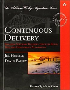 Continuous Delivery: Reliable Software Releases through Build, Test, and Deployment Automation от Jez Humble и David Farley
