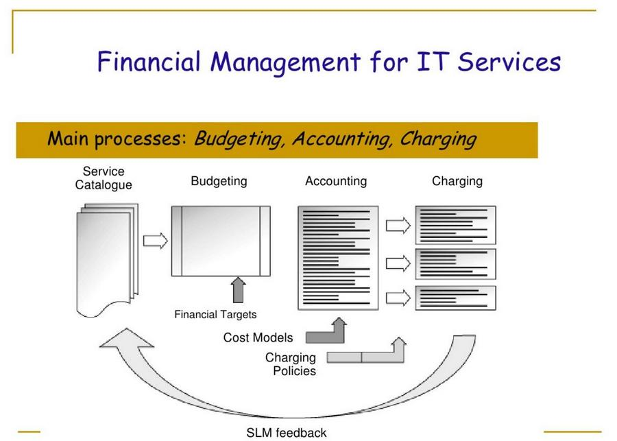 Financial Management for IT Service
